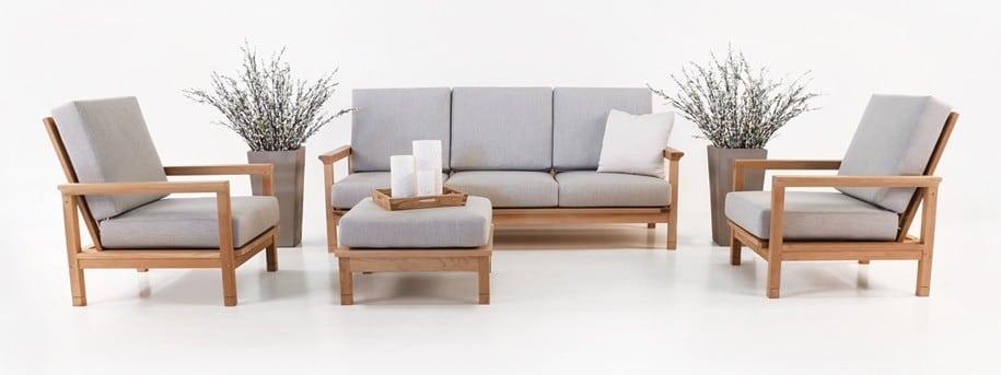 St. Tropez Outdoor Relaxing Furniture