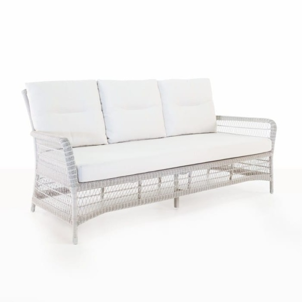 angle view hampton sofa