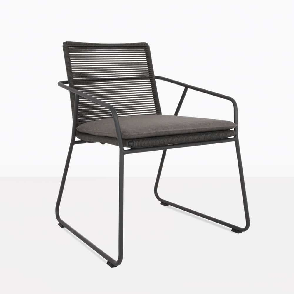 Pierre Woven Outdoor Dining Chair