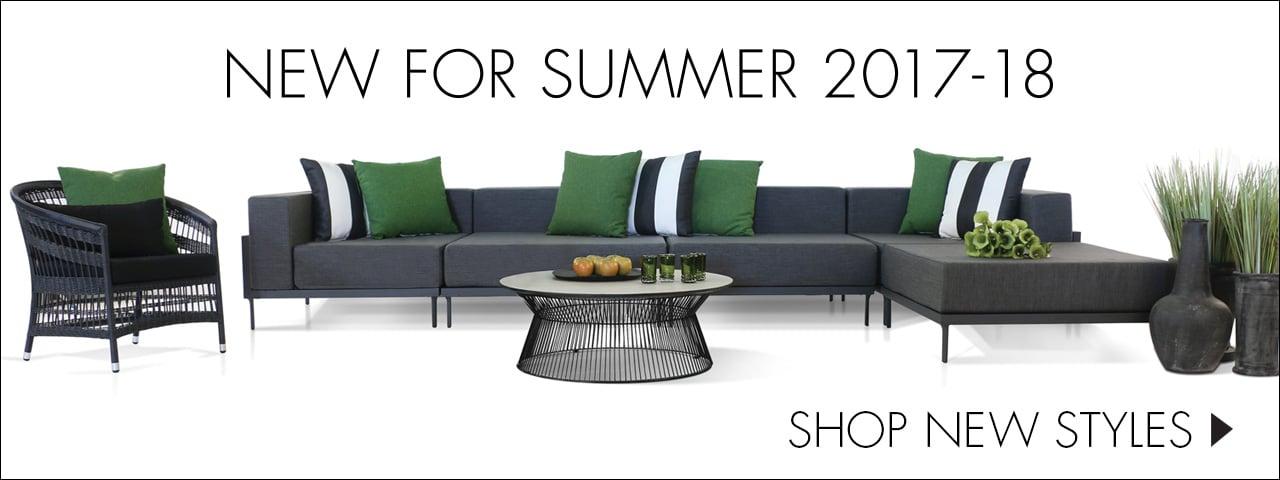New Outdoor Furniture NZ for Summer
