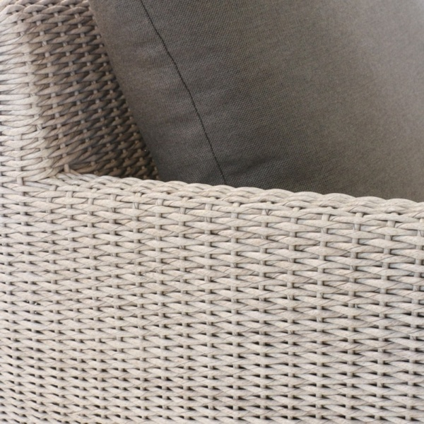 Valhalla Wicker Chair Closeup Image
