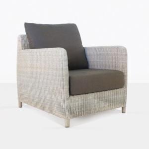 Valhalla Outdoor Wicker Club Chair