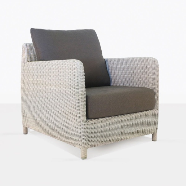 Valhalla Outdoor Wicker Club Chair