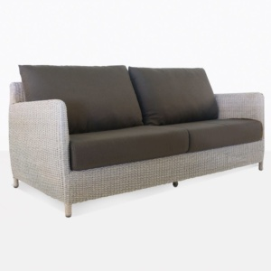 Valhalla Wicker Loveseat