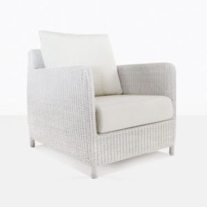 Gallery photo - valhalla club chair white