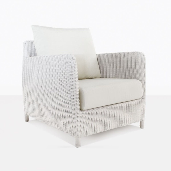 Gallery photo - valhalla club chair white