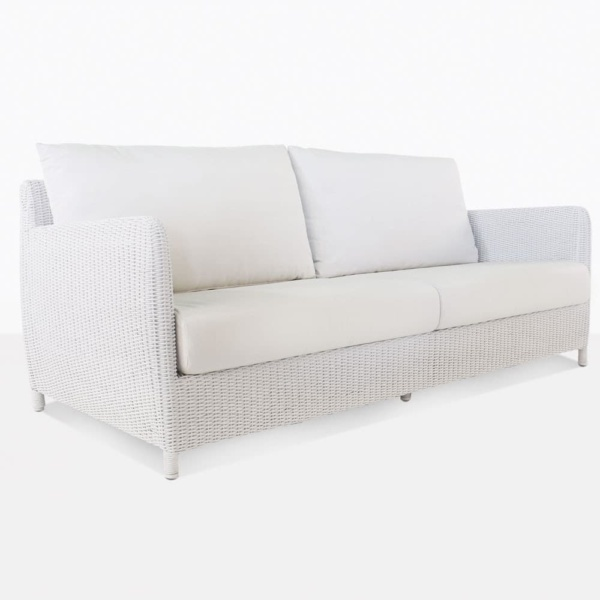 Gallery photo - white Valhalla sofa
