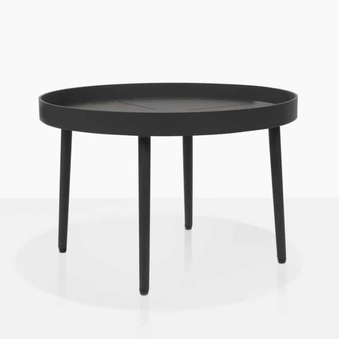Moon Coffee Table With Tray Top