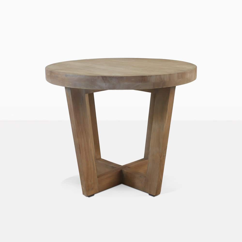 Coco Teak Outdoor Accent Table