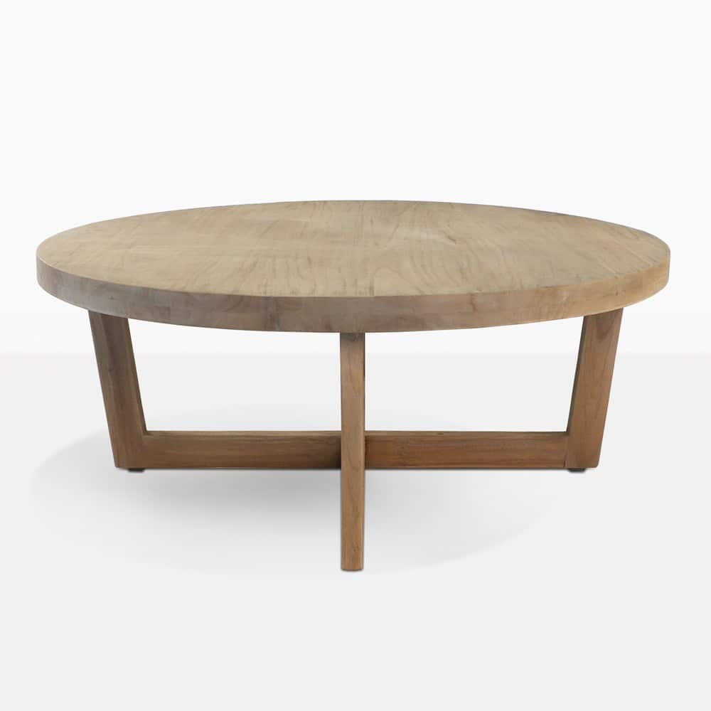 Glass Coffee Tables Nz: Coco Teak Outdoor Coffee Table