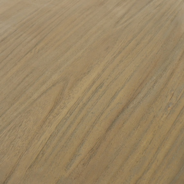 Coco Teak Table Closeup
