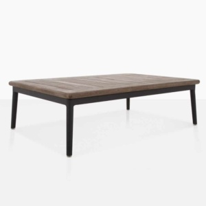 Oasis Rectangle Teak Coffee Table