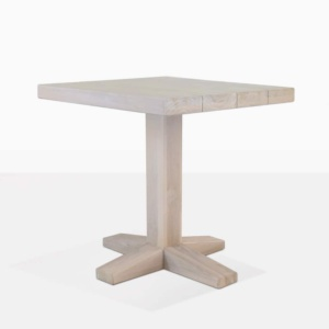 sherman bistro table angle
