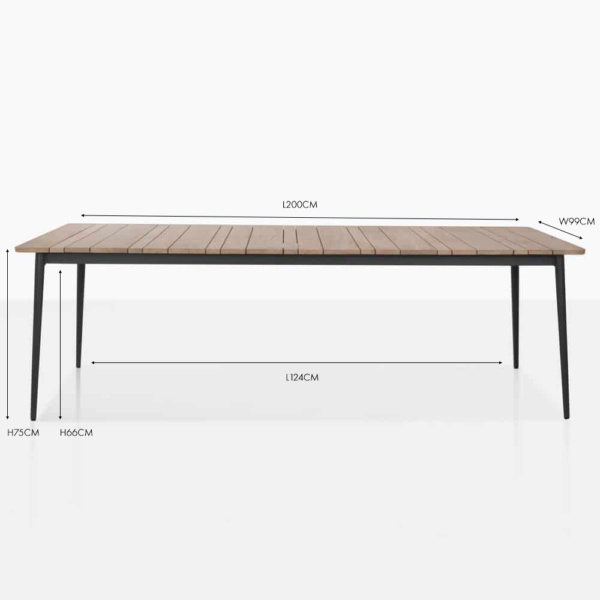 Stella Outdoor Dining Table