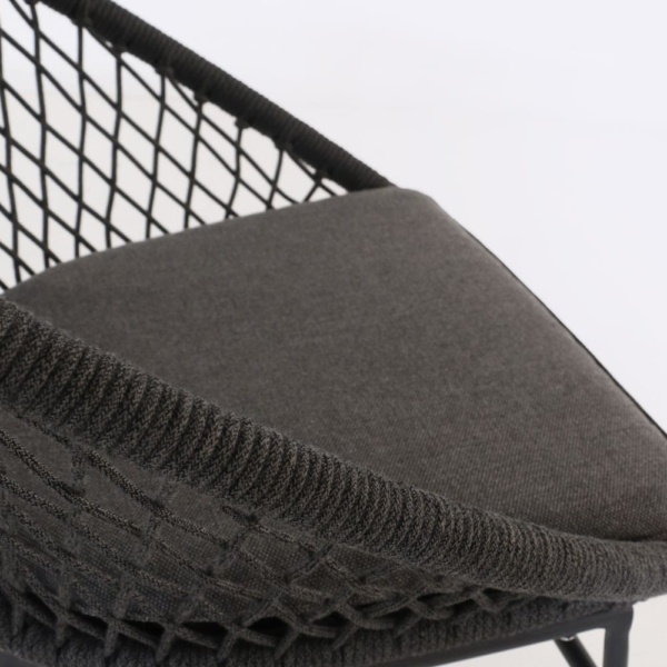 Toga Woven Rope Dining Chair