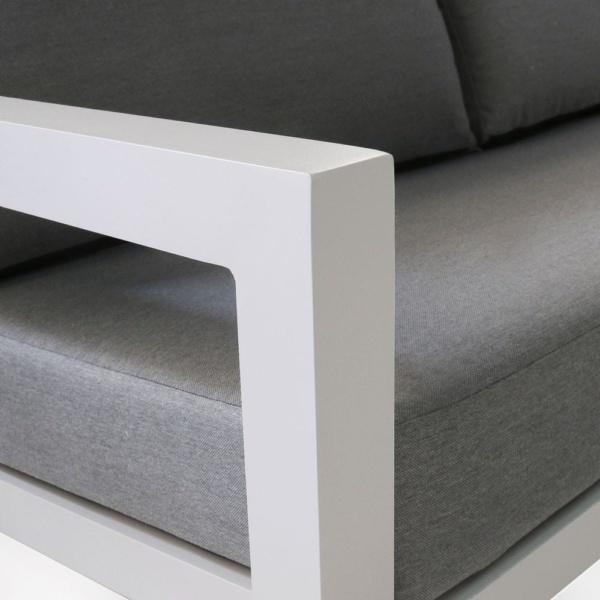 granada club chair white