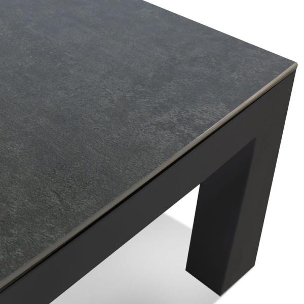 close view granada black coffee table