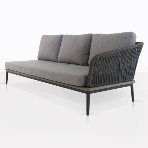 Oasis Sectional Sofa Left Angle