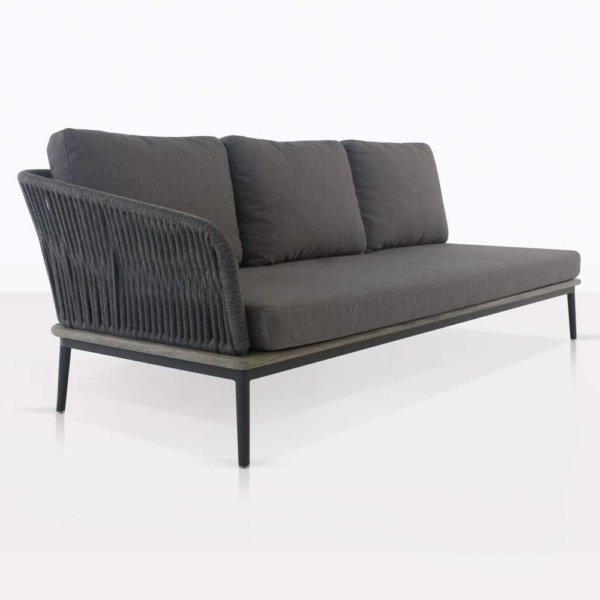 Oasis Right Arm Sectioanl Sofa With Cushions