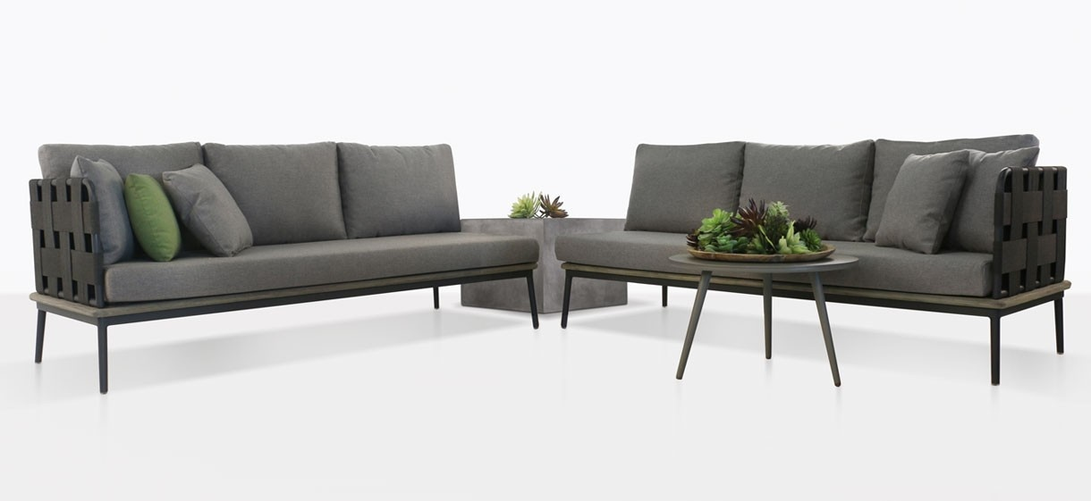 Space Outdoor Furniture Collection (Coal) | Design