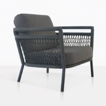 Usso Outdoor Lounge Chair With Rope