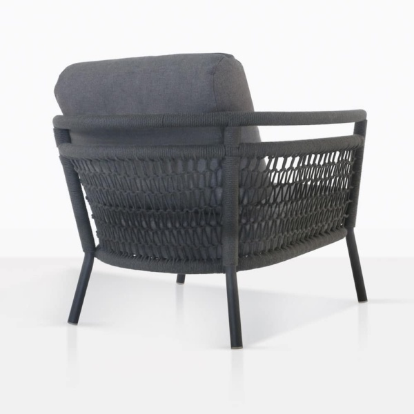 Usso Rope Outdoor Relaxing Chair Back