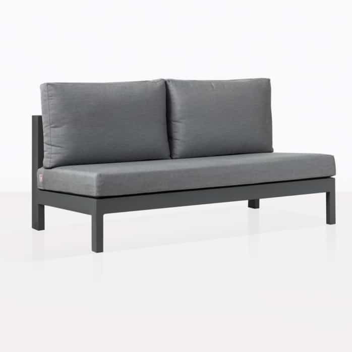 Amazon Sectional Center Two Seat Sofa