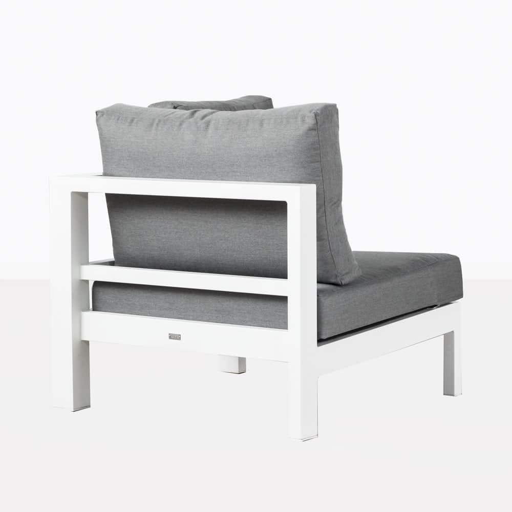 Amazon Aluminium White Sectional Corner | Outdoor Sofa ...