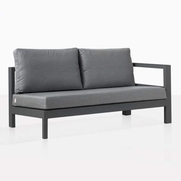 Amazon Left Arm Aluminum Sofa