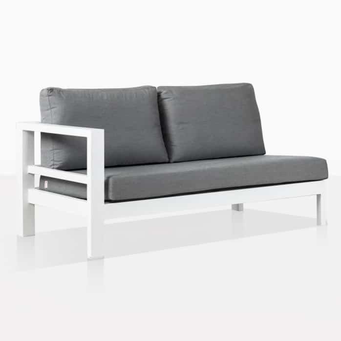 Amazon Right Arm Sectional Sofa With Cushions