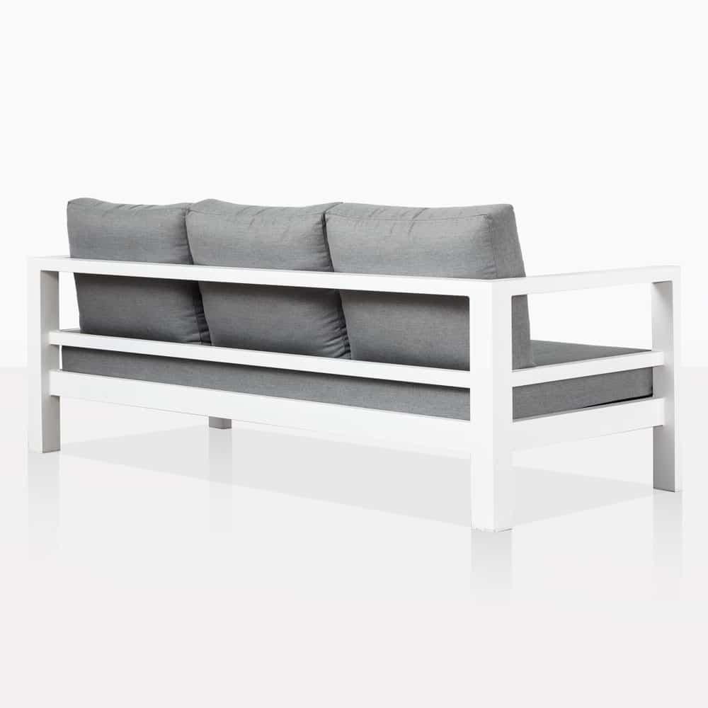 Amazon Aluminium White Sofa| Outdoor Furniture | Design ...