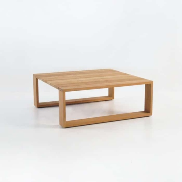 Kuba Outdoor Teak Coffee Table | Design Warehouse NZ