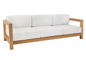Outdoor Teak Couches