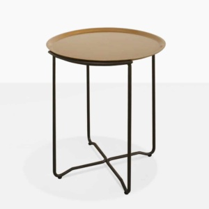 Metell outdoor accent table