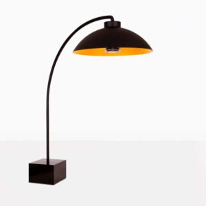 Heatsail Dome Floor Lamp and Outdoor Heater