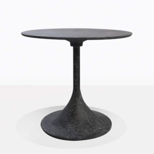 Orgain Round Concrete Bistro Dining Table