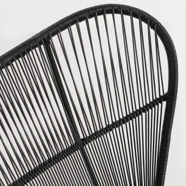 Nairobi Winge Chair Closeup