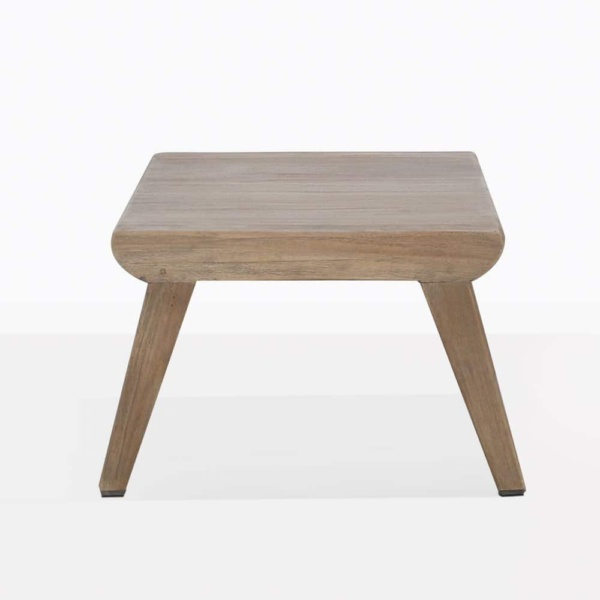 Gazzoni Teak Accent Table Side