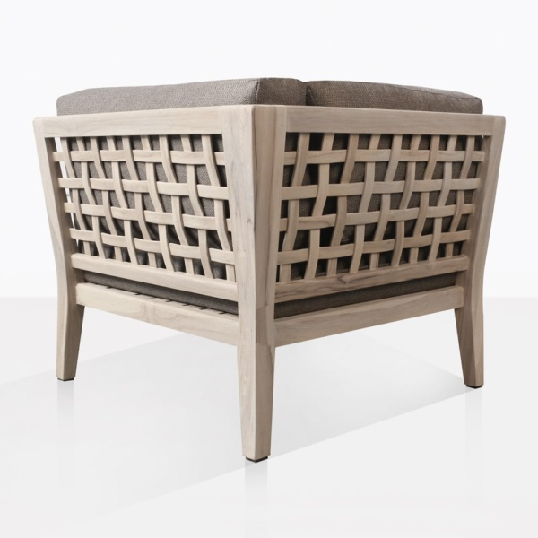 Masello Teak Sectional Corner Chair
