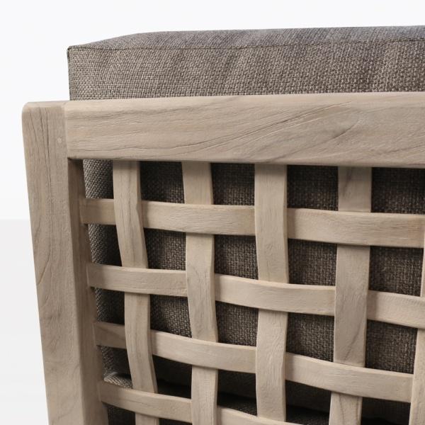 Masello Teak Furniture Closeup