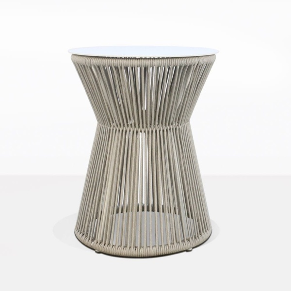 Zepher Round Accent Table