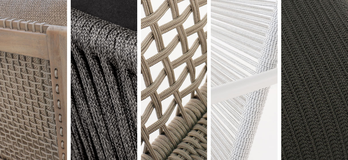 Rope Furniture Closeups