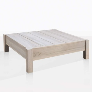 Kent Street Teak Square Coffee Table
