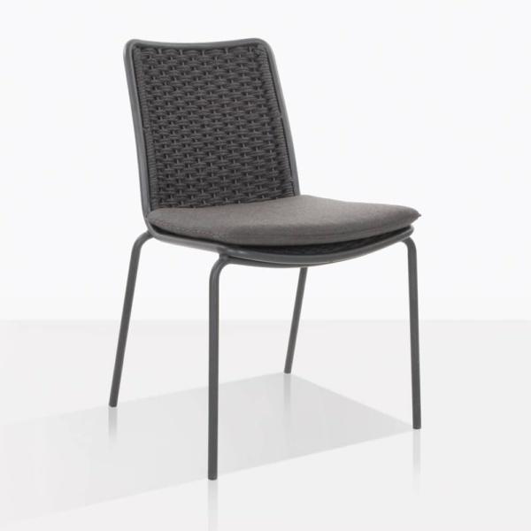 Kerri Aluminum Dining Side Chair