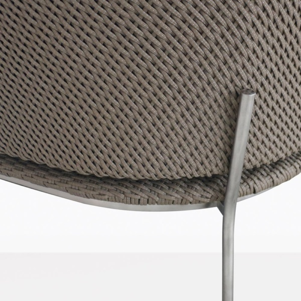 Studio Rope Cyprus Weave Closeup Leg