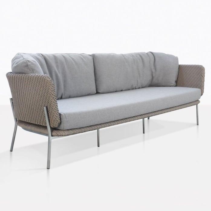 Studio Cypruse Rope Outdoor Sofa