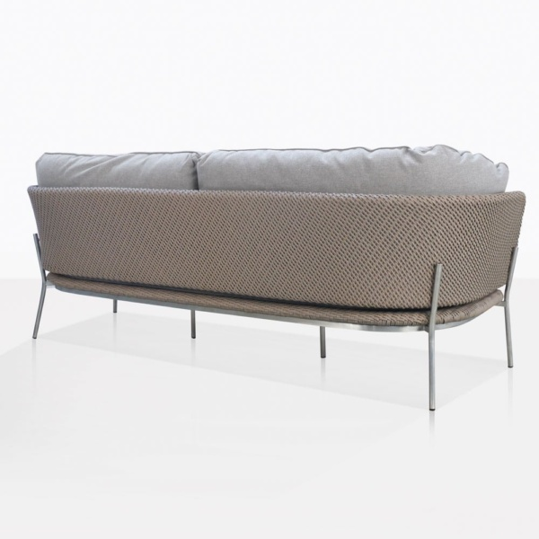 Studio Cypruse Rope Outdoor Sofa Back