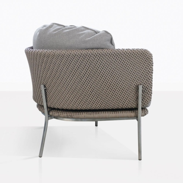 Studio Cypruse Rope Outdoor Sofa Side