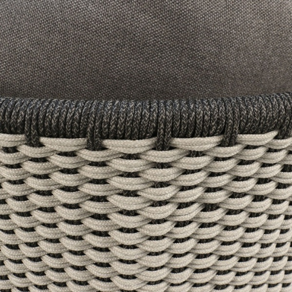 Studio Rope Relaxing Chair Closeup