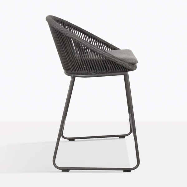 black - urban - counter height stool